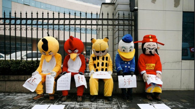 Wearing Cosplay Outfits Is the Best Way To Protest