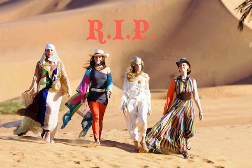 Blood in the Sand: Carrie and Co. Left Dead In the Desert After Mem Day Melee