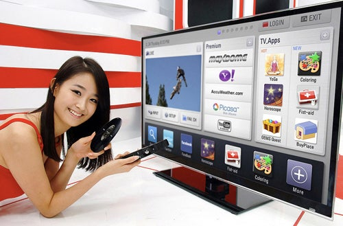 "Internet-Connected TV Apps System Renamed to ""Smart TV"" by LG"