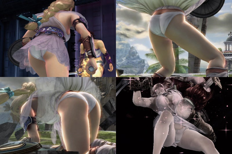 Two Soulcalibur IV Things We Expected (One Shameful)