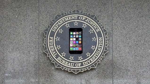 The FBI Wants Apple to Market Its iPhone Differently