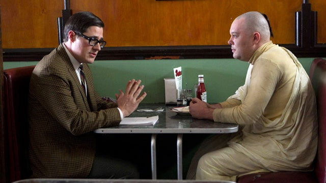 Mad Men: Harry Krishna