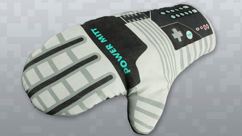 This Power Glove Oven Mitt Guarantees You're a Wizard In the Kitchen