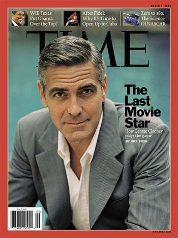Not Even George Clooney Can Avoid A Photoshop Of Horrors