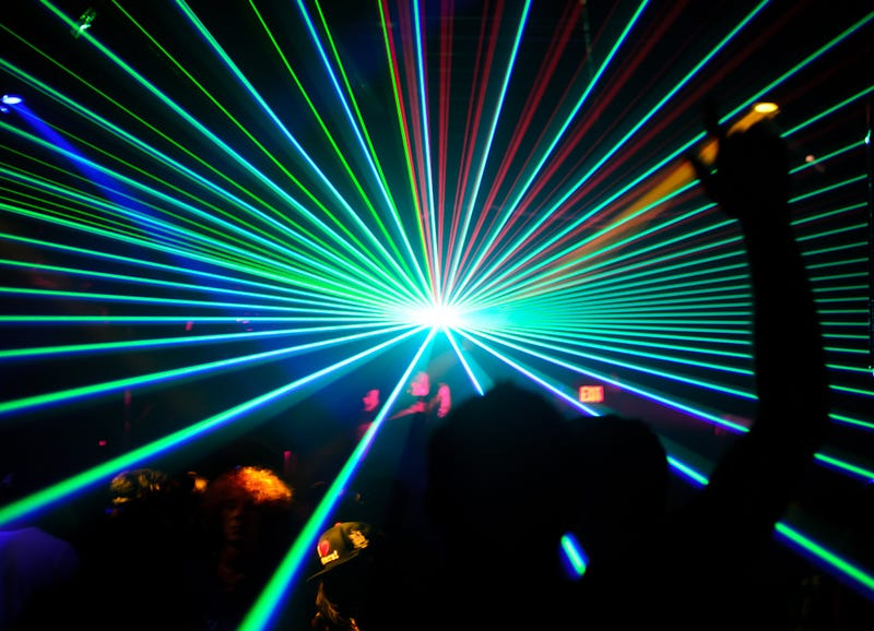 36 Truly Awesome Photographs of Lasers