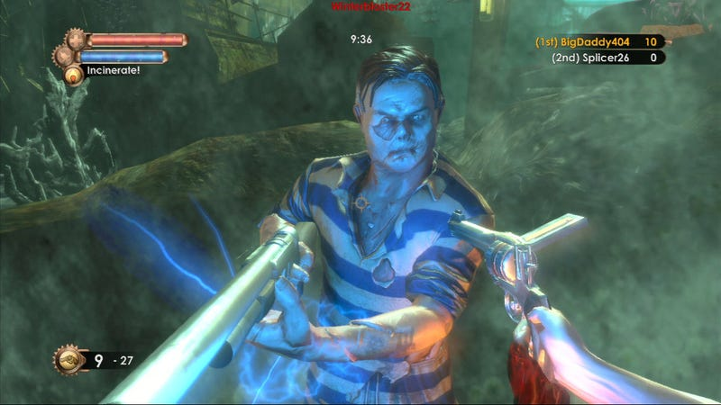 BioShock 2 DLC Begins With The Sinclair Solutions Test Pack