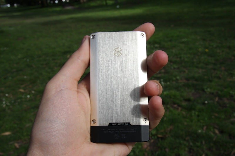 Zune HD Review Gallery Hardware
