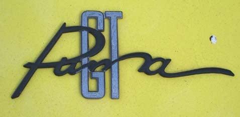 1970 Puma GT