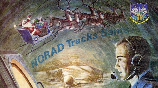 How the U.S. Military Turned Santa Claus Into a Cold War Icon