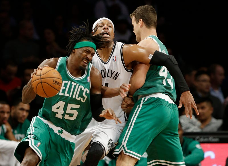 Somehow, Gerald Wallace Is The Voice Of The Celtics
