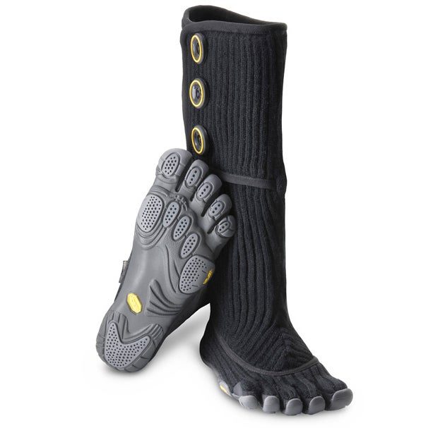 Vibram Five Finger Boots for Cold Weather