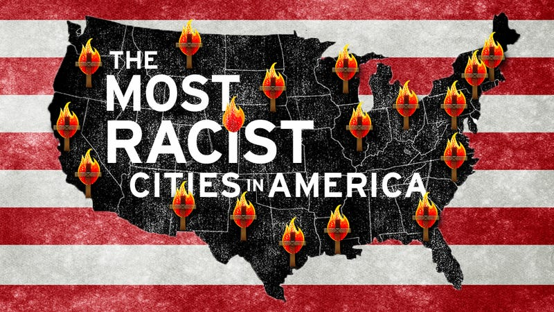 The Search for the Most Racist City in America