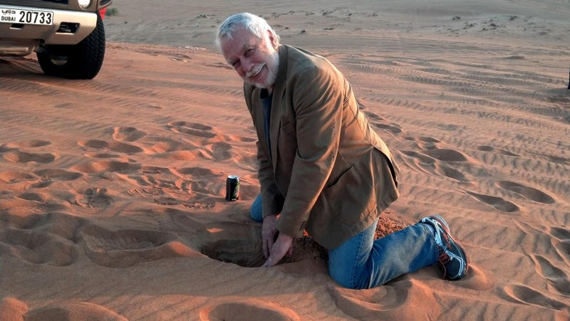 Atari's Founder Goes Digging in the Desert, but not for E.T.