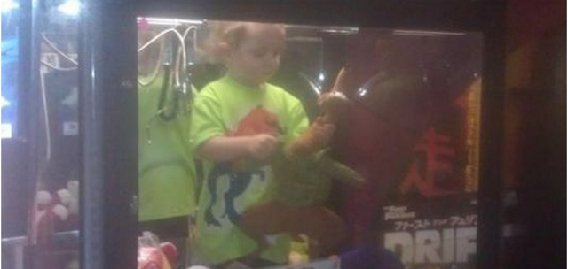 Claw Machines Continue to Devour Our Children Whole