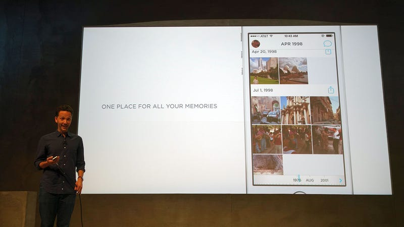 Carousel Auto-Organizes and Shares Photos with Friends and Family