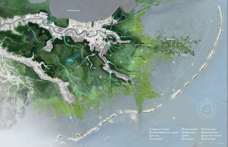 Pruning the Mississippi River Could Protect New Orleans From the Next Katrina
