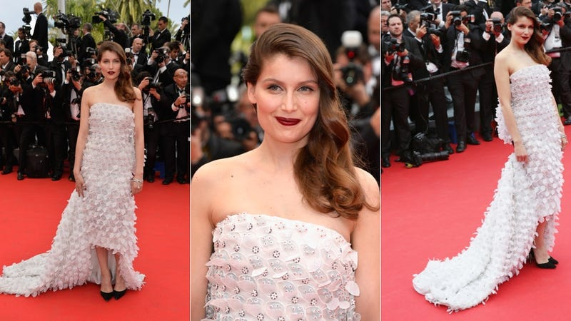 Regal Gowns and Hideous Hair at the Cannes Grace of Monaco Premiere