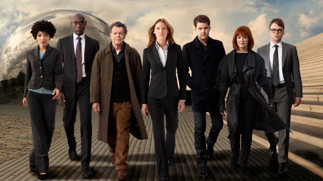 Fringe gets a fifth and final season