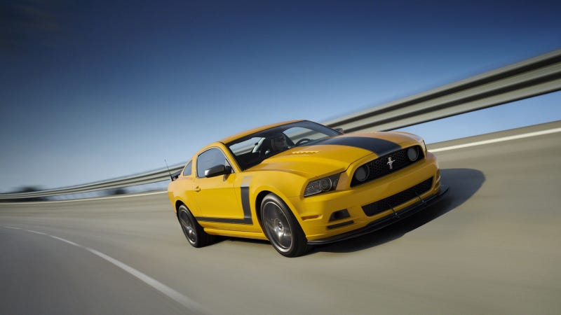 Ford Kills The Boss 302