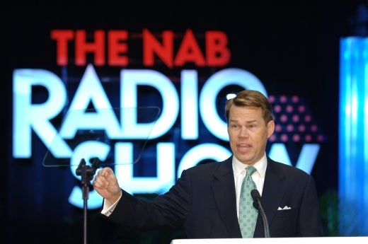 "NAB President: XM-Sirius Merger ""Not About the Consumer"""