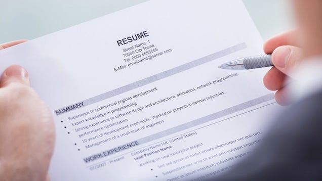 words to avoid in resume