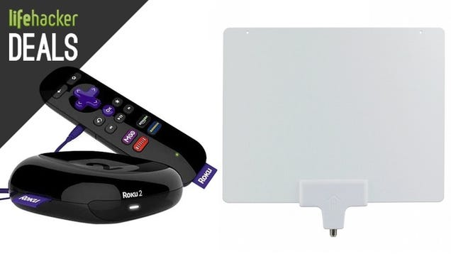 Cord-Cutting Starter Pack, Free Things, and More Deals