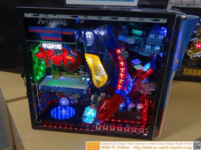 This PC Case Mod Is Perfect for Space Battles