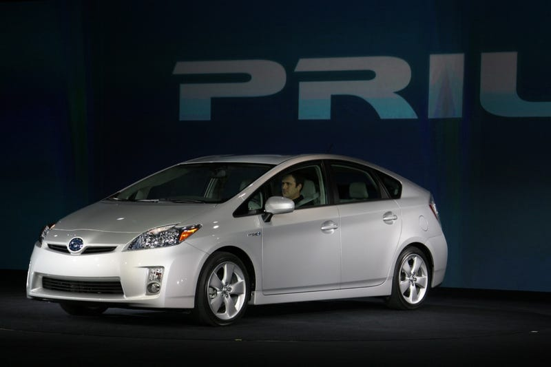 2010 Toyota Prius: At 50 MPG, Officially Highest-Mileage Retail Vehicle