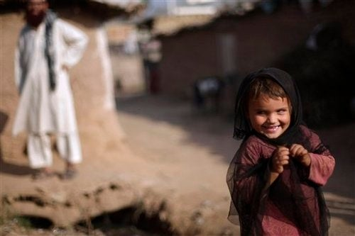 A Child's Smile Lights Up Islamabad