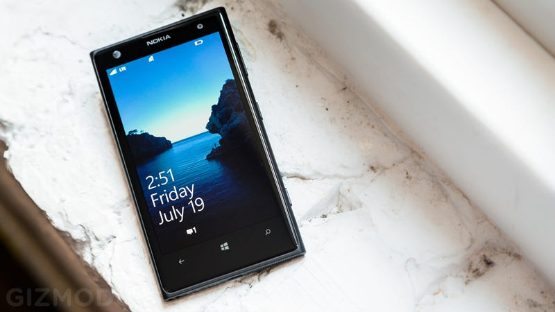 Nokia Leaks Details of Its First Oversized Lumia Handset