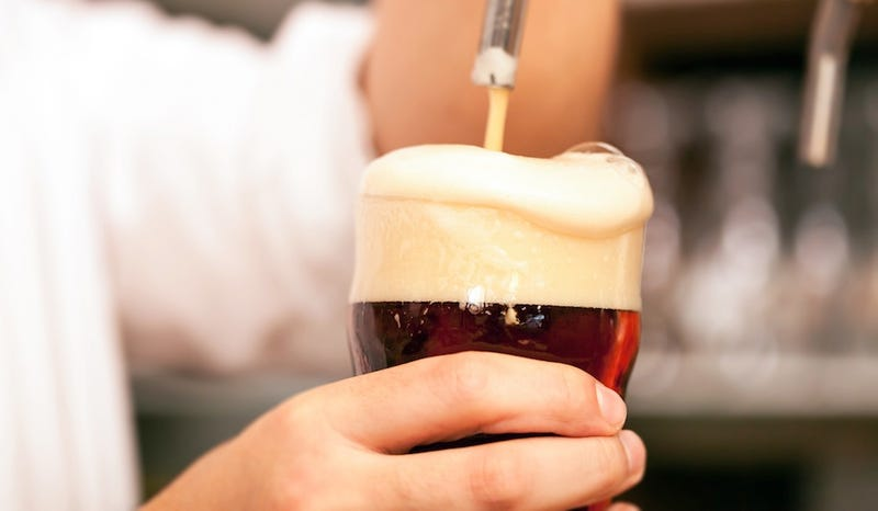 Michigan Law Would Guarantee All Pints of Beer Are 16 Ounces