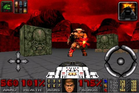 Doom Classic Now on iPhone