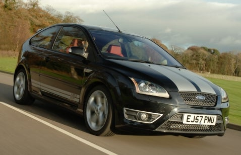 Ford Launches Focus Special Edition ST500 in the UK