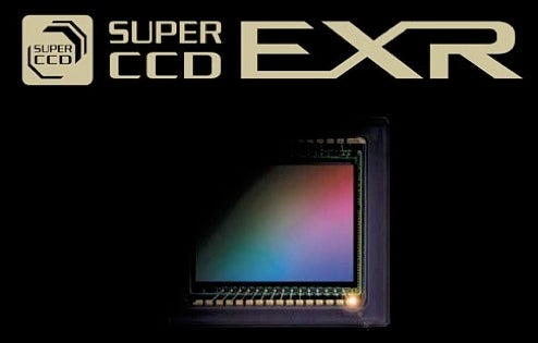 Fujifilm's SuperCCD EXR Unveiled: Sensor Promises High Res, High Quality Imaging