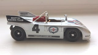 Quest to Complete the History of Porsche Racing Cars Through 1:43 Pt.3