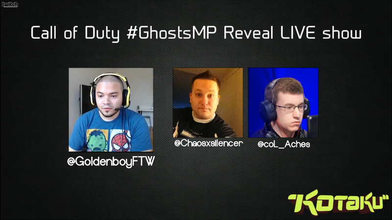 Breaking Down What We Saw In Call Of Duty: Ghost's Multiplayer Reveal