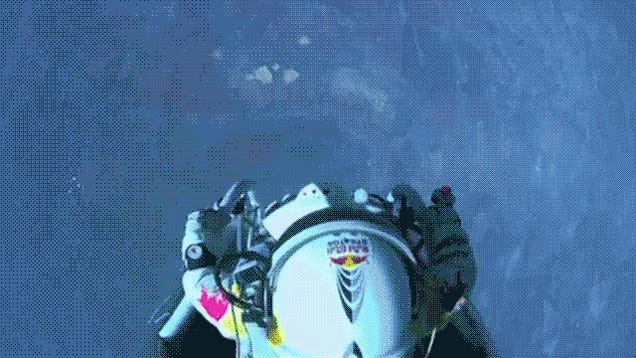Space Jump Full Video: Supersonic Awesomeness