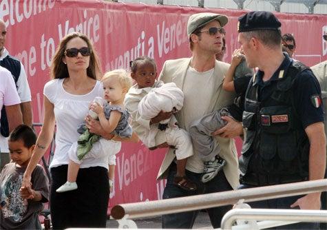 Brad & Angie's Venetian Vacation: On The Boardwalk