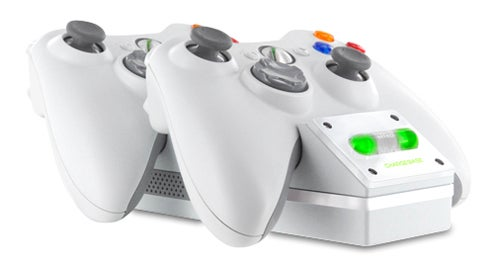 Nyko's Charge Base 360 Xbox 360 Controller Charger Ships Now