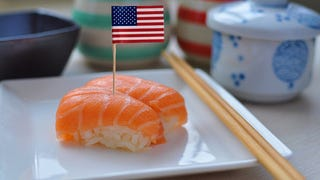 How Americans Changed The Way Japanese People Ate Sushi