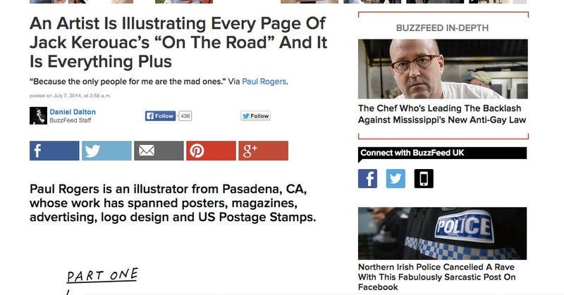BuzzFeed Unleashes Advanced New Headline Technology