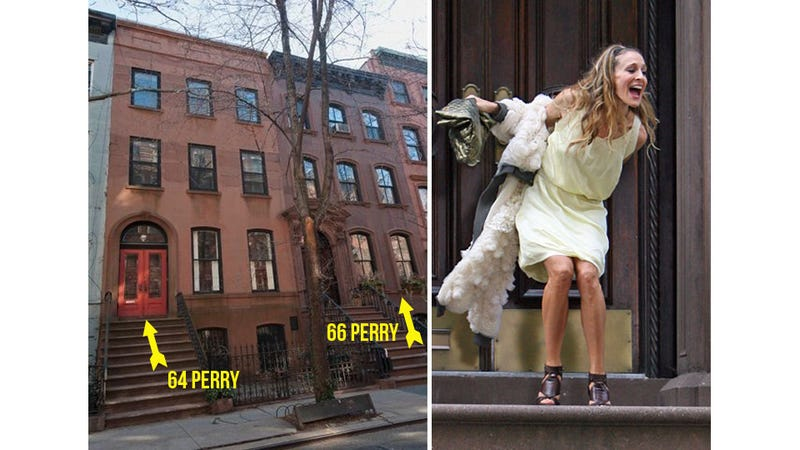 For Just $9.65M, You Can Live in the House That Carrie Bradshaw Built