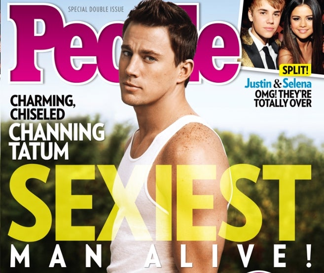Los Angeles Boys Have Eating Disorders Thanks to Channing Tatum