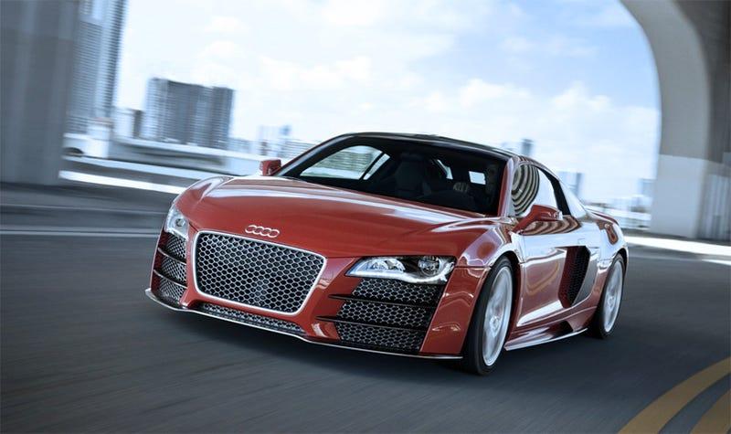 Audi Won't Build R8 V12 TDI