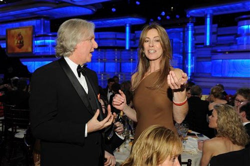 James Cameron & Kathryn Bigelow Used To Be Married — Get Over It