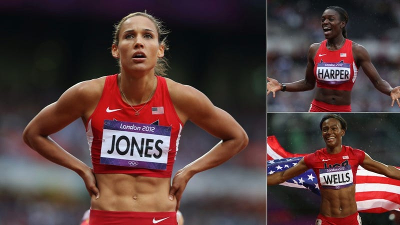 What's the Right Way to Be a Female Olympic Athlete?