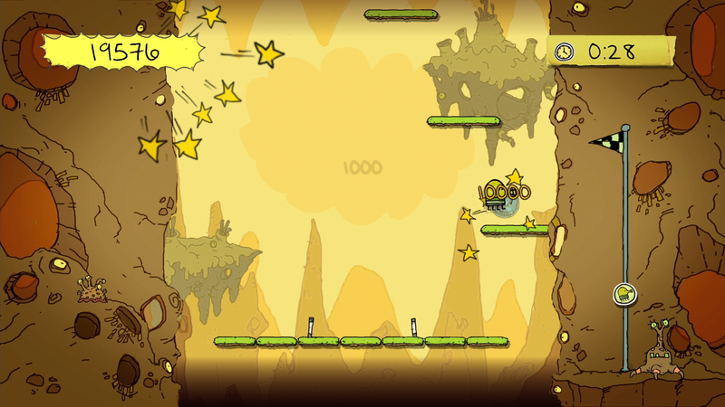 Kinect-Enhanced Doodle Jump Lands On Xbox 360 This Summer