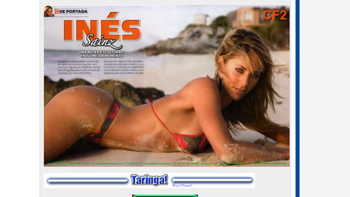 A Gallery Of Ines Sainz Galleries