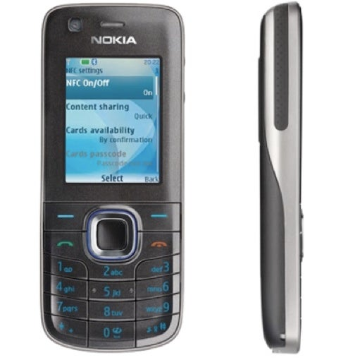 Nokia 6212 Classic Has Near-Field Payment Tech Built-In