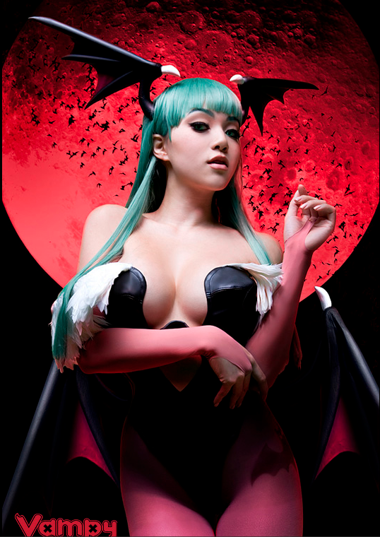 Go On, Let Morrigan Drive You Batty